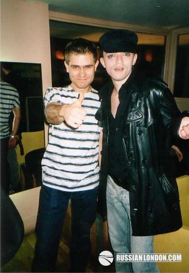 Шамиль с DJ SASHA